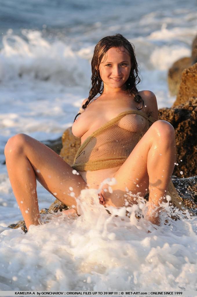 image Nude beach erotic photography masturbation amp huge squirt