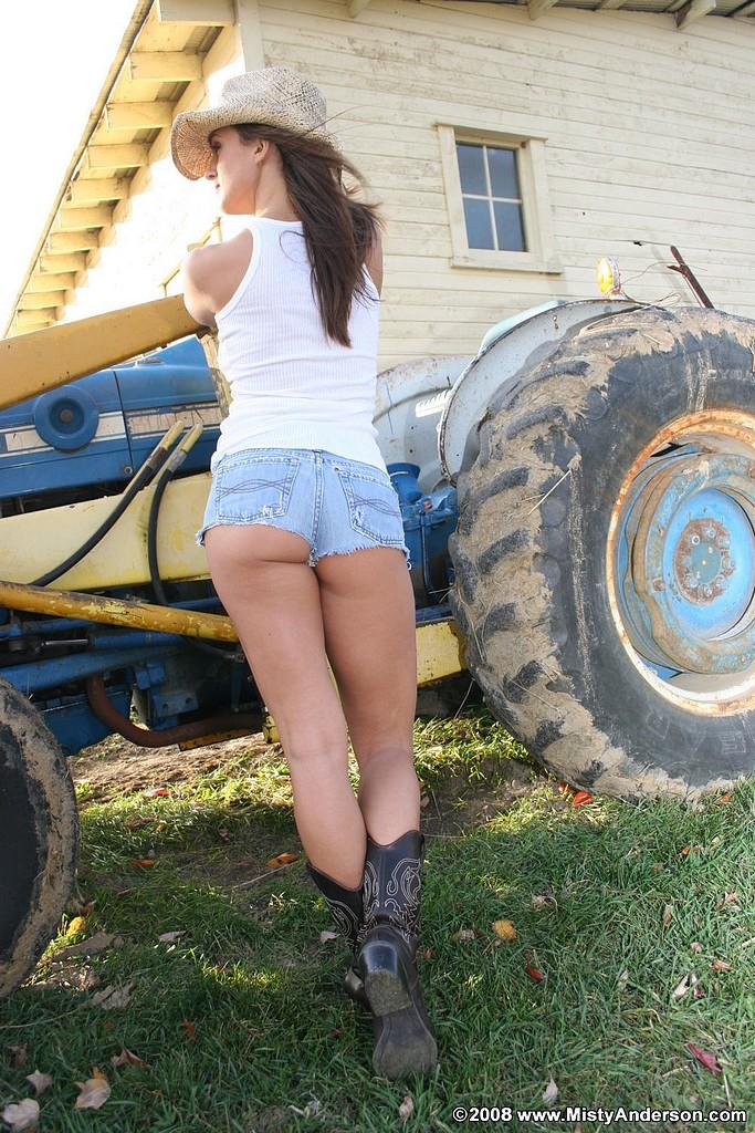 Misty anderson farm nude