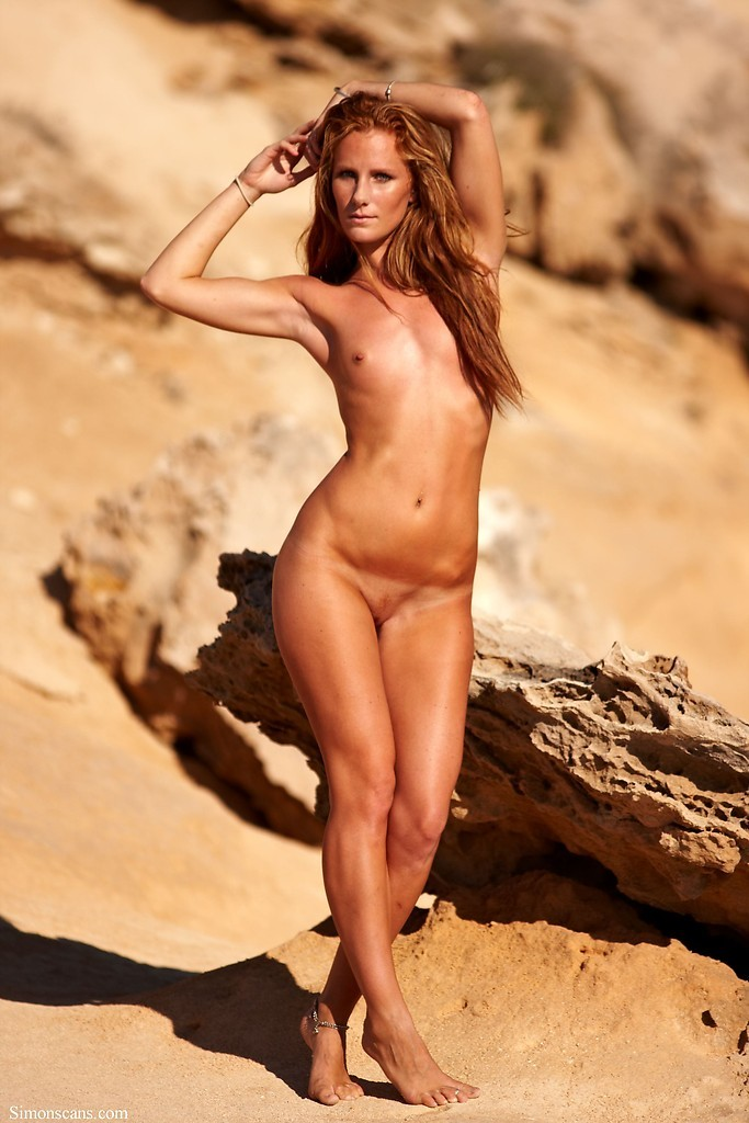 Ivana fukalot outside naked