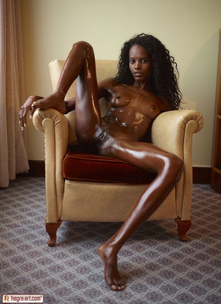 Skinny black girls in porn