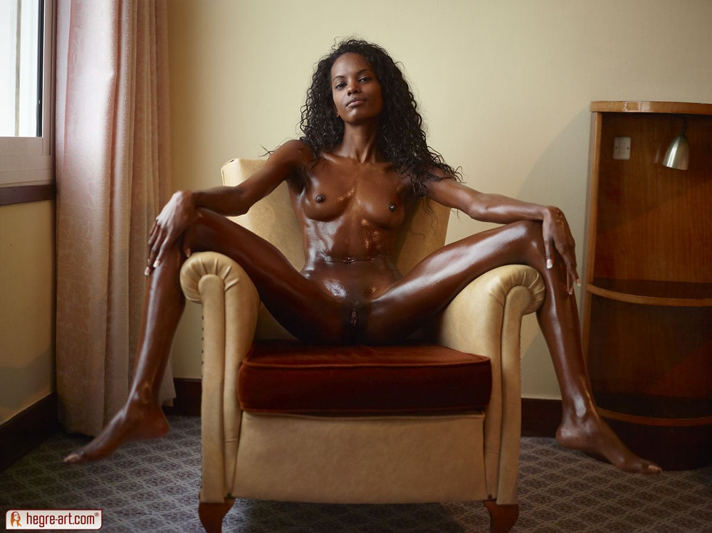 Agree, Oiled skinny black girls nude with you