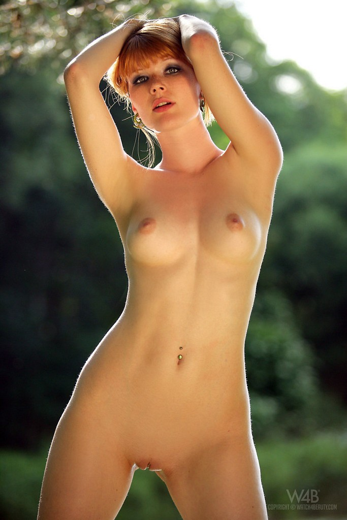 Lynette beautiful redhead nude have