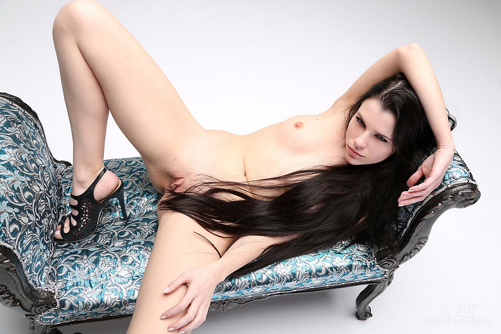 long haired sexy women