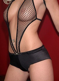 Megan summers fishnet join. was