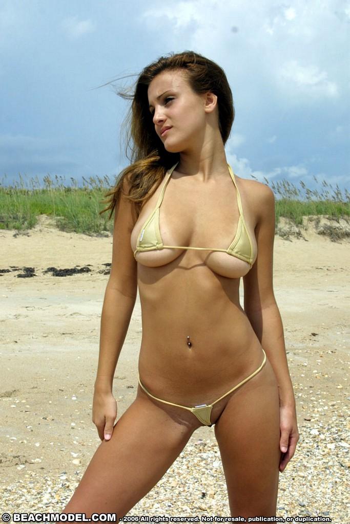 Bikini videos tiniest