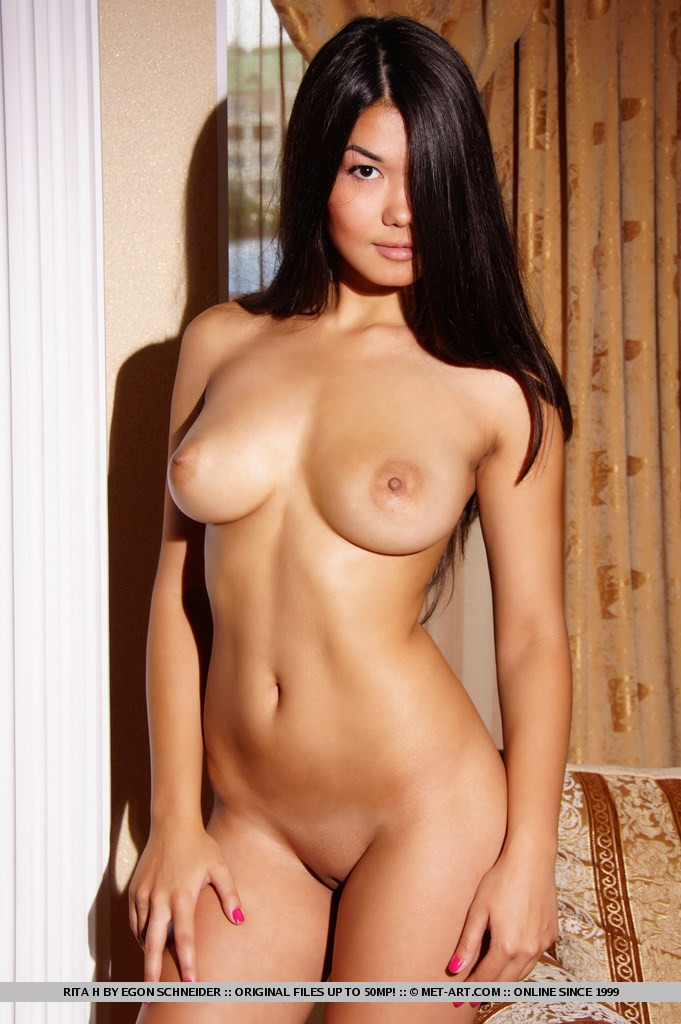 busty asian woman naked